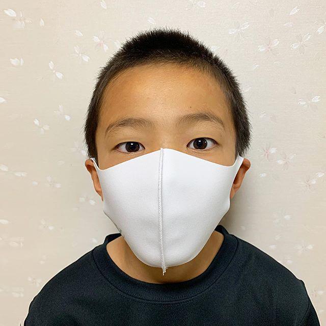 マスクでスマイル05