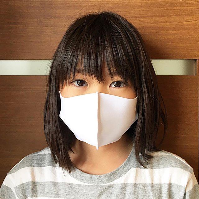 マスクでスマイル03